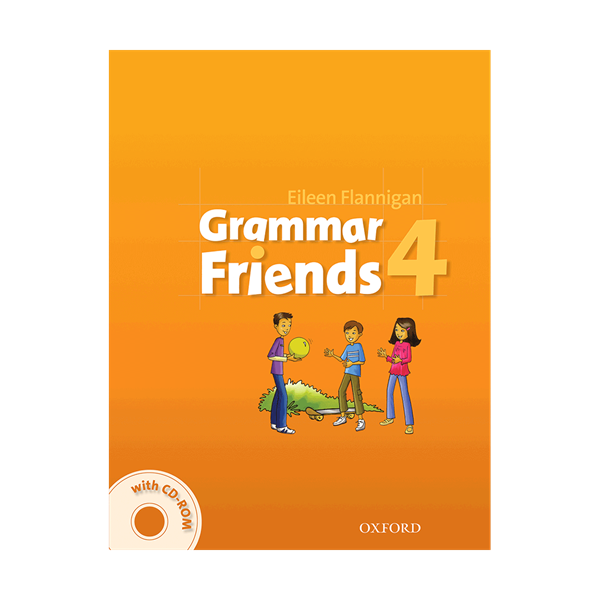 Grammar Friends 4 - Glossy Papers