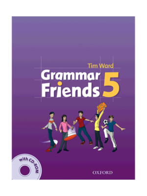 Grammar Friends 5- Glossy Papers