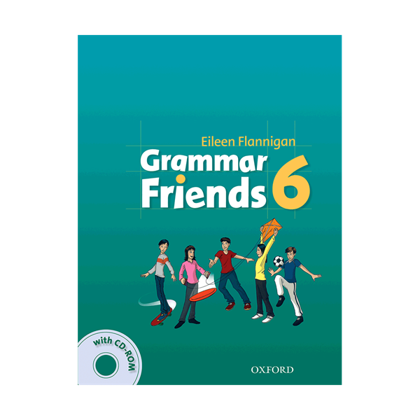 Grammar Friends 6 - Glossy Papers