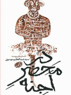 کتاب در محضر اجنه اثر سید عبدالعظیم موسوی انتشارات آموت
