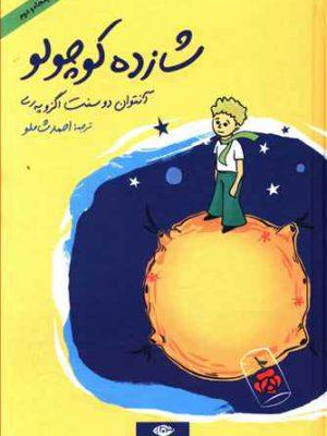 کتاب شازده کوچولو (رقعی)(گالینگور) اثر آنتوان دوسنت اگزوپری انتشارات نگاه