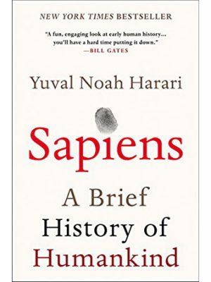 کتاب اورجینال انسان خردمند (Sapiens)