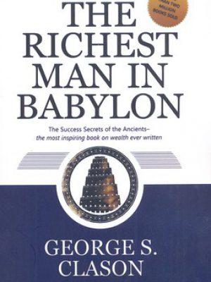 کتاب اورجینال ثروتمند ترین مرد بابل(THE RICHEST MAN IN BABYLON)