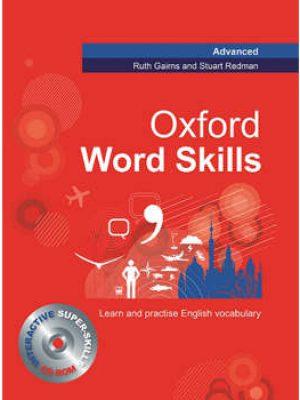کتاب Oxford Word Skills Advanced +CD