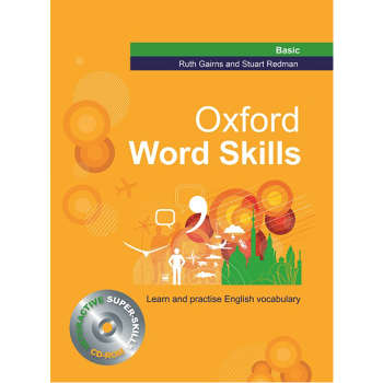 کتاب Oxford Word Skills Basic +CD