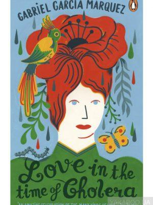 کتاب اورجینال عشق در زمان وبا (Love In The Time of Cholera)