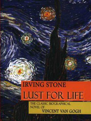 کتاب اورجینال شور زندگی(LUST FOR LIFE)