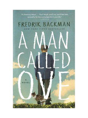 کتاب اورجینال مردی به نام اوه(A Man Called Ove)