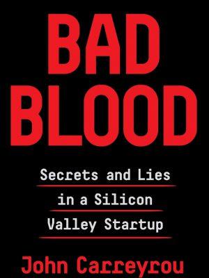 کتاب اورجینال خون بد (BAD BLOOD)