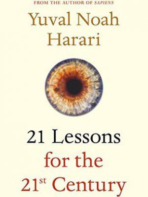 کتاب اورجینال 21 درس برای قرن 21(21Lessons for the 21st Century)