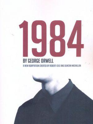 کتاب اورجینال 1984 Nineteen Eighty-Four