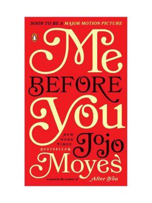 کتاب اورجینال من پیش از تو (Me Before You)