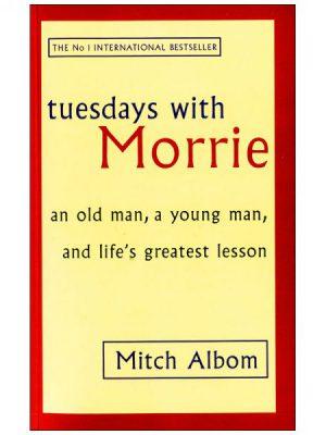 کتاب اورجینال سه شنبه ها با موری(Tuesdays with Morrie)