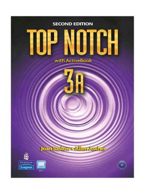 Top Notch 2nd 3A+DVD