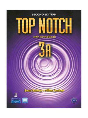 Top Notch 2nd 3A+DVD