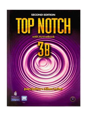 Top Notch 2nd 3B+DVD