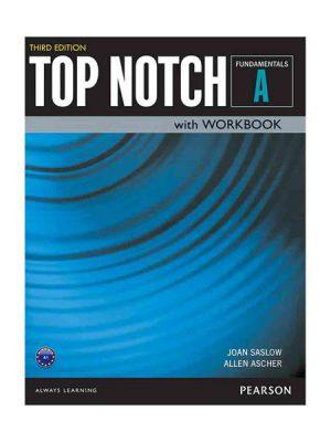 Top Notch 3rd Fundamentals A+DVD