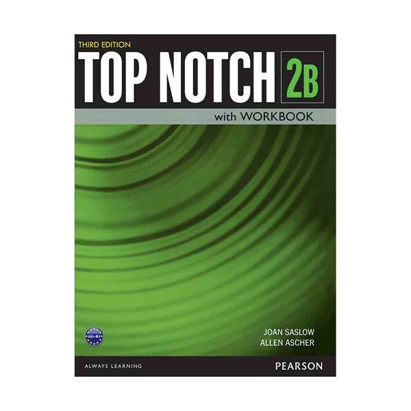 Top Notch 3rd 2B +DVD