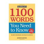 کتاب زبان 1100Words You Need to Know 7th