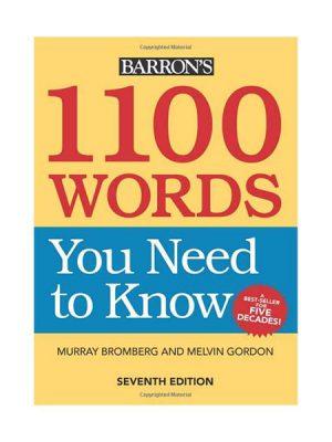 کتاب زبان 1100Words You Need to Know 7th