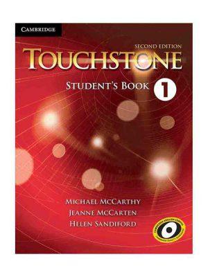 کتاب Touchstone 2nd 1 S.B+W.B+CD