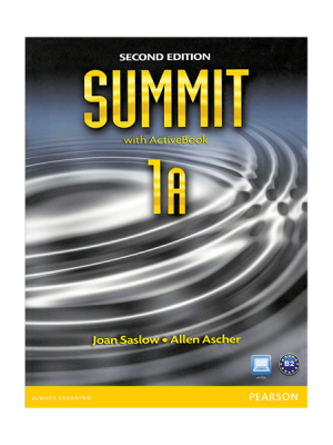 کتاب Summit 2rd 1A SB+WB+CD
