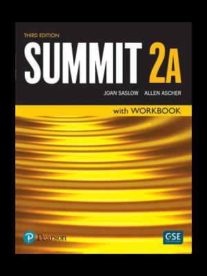 کتاب Summit 3rd 2A SB+WB+CD