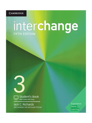 Interchange 5th 3 SB+WB+CD