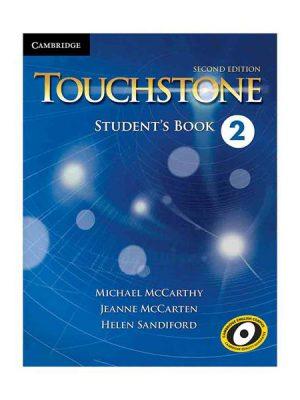 کتاب Touchstone 2nd 2 S.B+W.B+CD