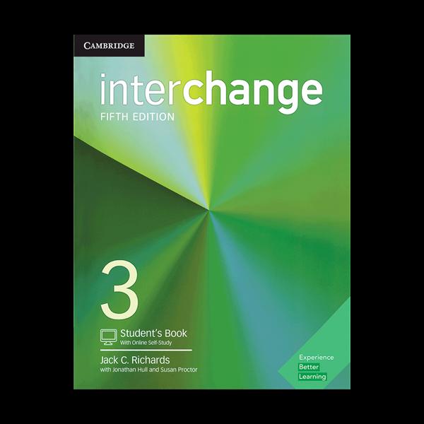 Interchange 5th 3 SB+WB+CD