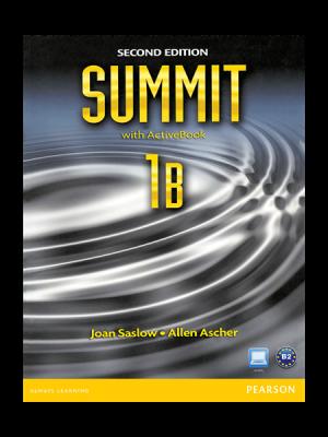 کتاب Summit 2rd 1B SB+WB+CD