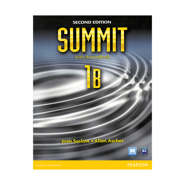 کتاب Summit 2rd 1B SB+WB+CD