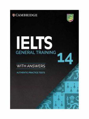 کتاب IELTS Cambridge 14 General +CD
