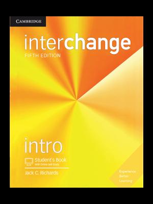 Interchange 5th Intro SB+WB+CD