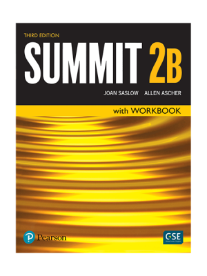 کتاب Summit 3rd 2B SB+WB+CD