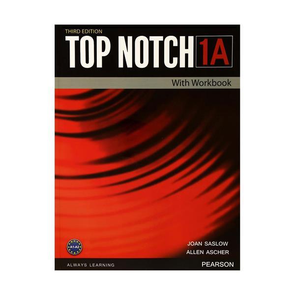 Top Notch 3rd 1A +DVD