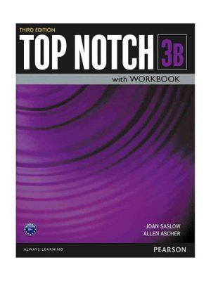 Top Notch 3rd 3B +DVD