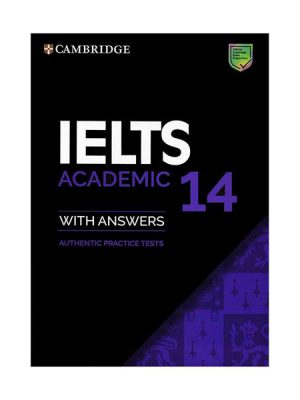 کتاب IELTS Cambridge 14 Academic+CD