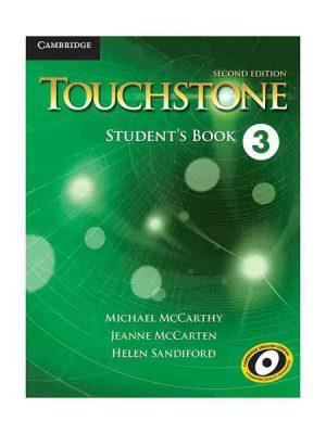کتاب Touchstone 2nd 3 S.B+W.B+CD