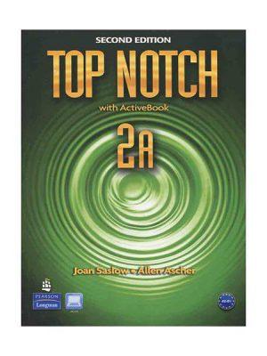 Top Notch 2nd 2A+DVD