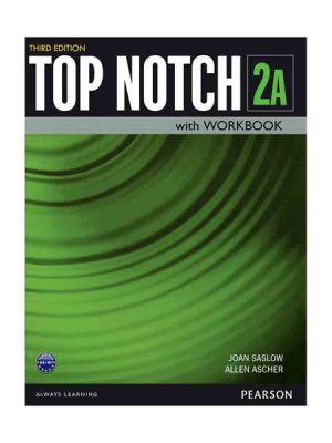 Top Notch 3rd 2A +DVD