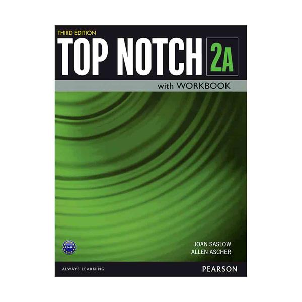 Top Notch 3rd 2A +DVD
