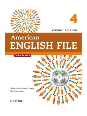 American English File 2nd 4 SB+WB+CD