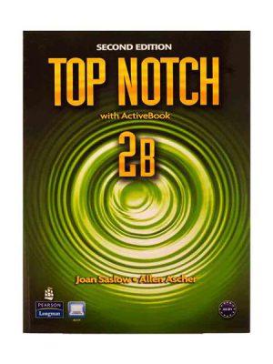 Top Notch 2nd 2B+DVD