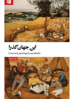 کتاب این جهان گذرا اثر دیوید کریسچن انتشارات بیدگل
