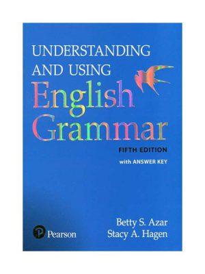 کتاب Understanding and Using English Grammar 5th with answer key+DVD