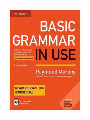 کتاب Basic Grammar In Use 4th+CD