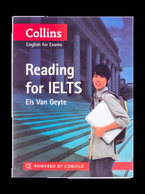 کتاب Collins English for Exams Reading for Ielts