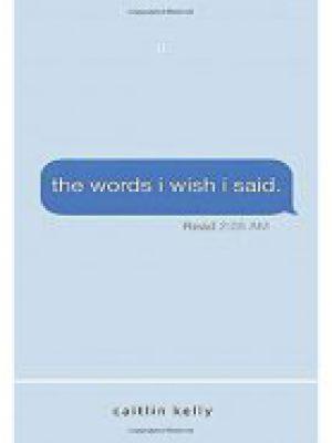 کتاب The Words I Wish I Said