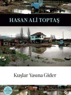 کتاب رمان ترکی استانبولی Kuşlar Yasına Gider